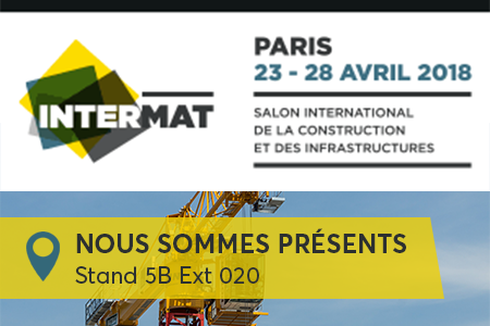 MATEBAT au salon INTERMAT